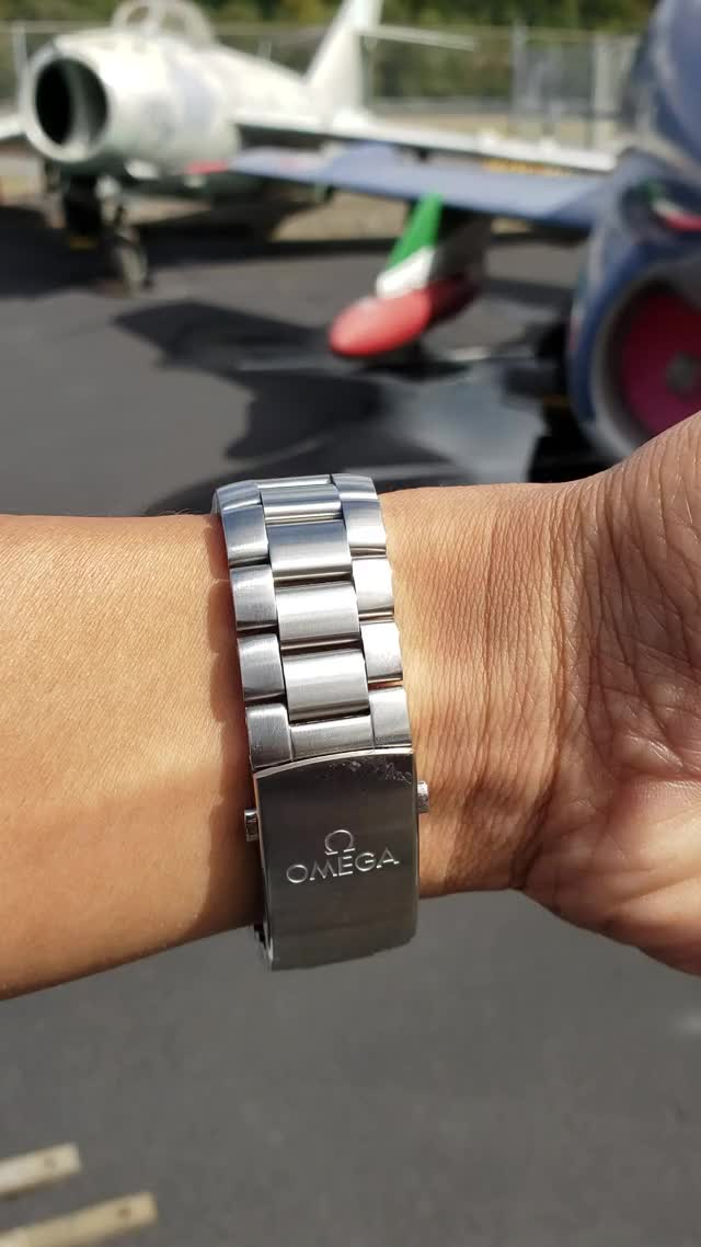 Watch and share Omega Seamaster 45.5 GIFs on Gfycat