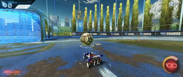 Watch and share Backboard Cross Arena Air Dribble Double Touch GIFs by N8-97 on Gfycat