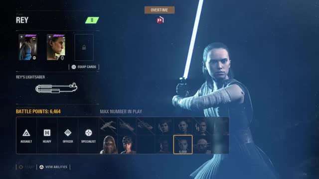 Watch STAR WARS™ Battlefront™ II 20171114073328 GIF on Gfycat. Discover more daisy ridley GIFs on Gfycat