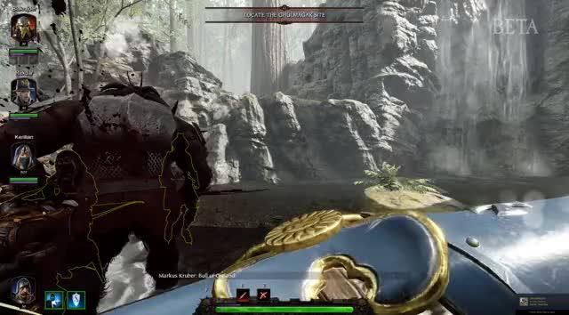 Watch and share Warhammer Vermintide 2 2019.06.13 - Bestigor GIFs on Gfycat