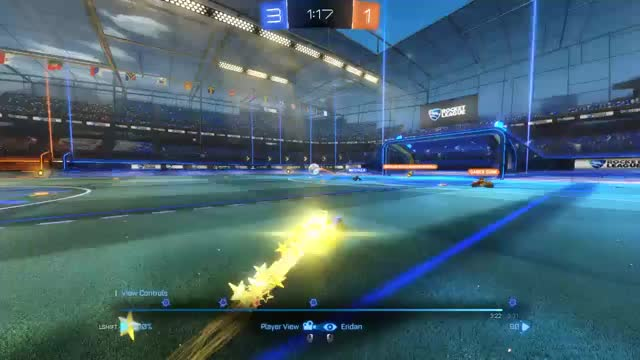 Watch and share Rocket League GIFs by eridan on Gfycat