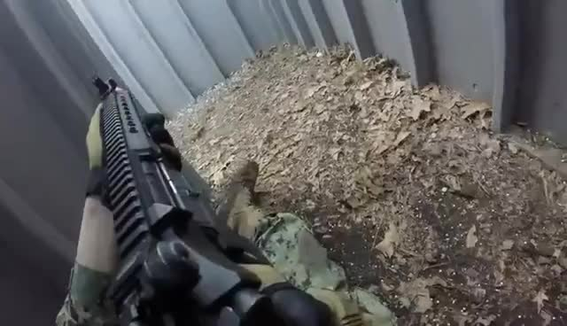 Airsoft Grenade Thrown Back GIFs