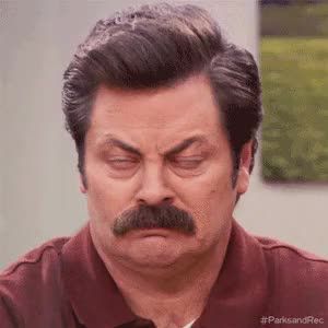 Watch and share Angry Ronswanson GIFs on Gfycat