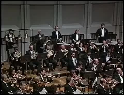 "Watch Tchaikovsky: ""1812"" Overture / Fedoseyev Moscow Radio Symphony Orchestra (1997 Movie Live) GIF on Gfycat. Discover more related GIFs on Gfycat"