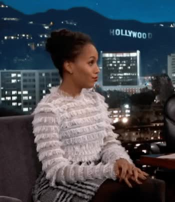 Watch and share Kerry Washington GIFs and Celebrities GIFs by Reactions on Gfycat