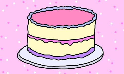 adios, bye, cake, cu, farewell, goodbye, pink, see, you, Bye bye GIFs