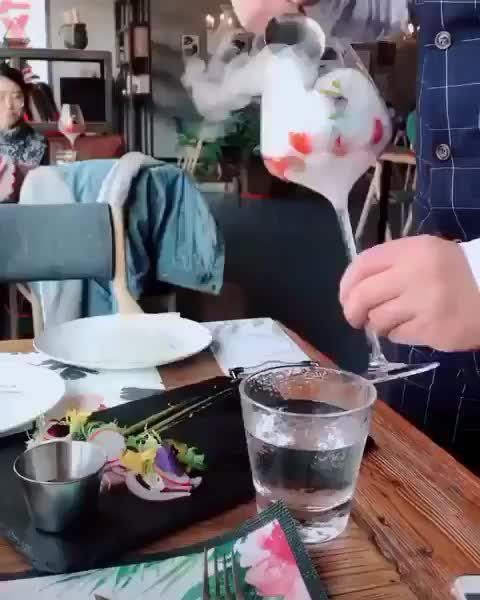 Smokey drink be amazed GIFs