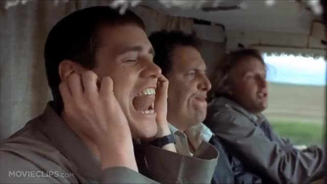 Dumb & Dumber (2/6) Movie CLIP - The Most Annoying Sound in