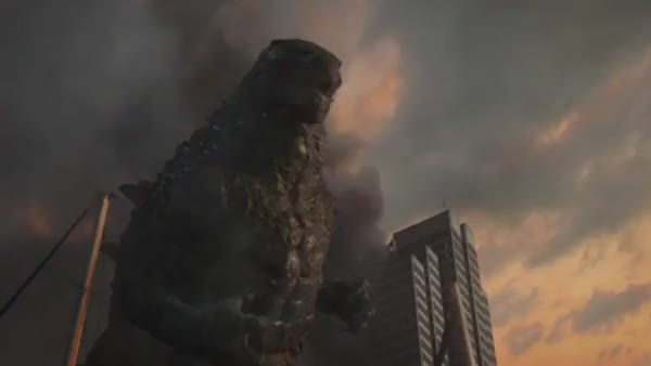 Watch and share Godzilla (2015) GIFs by needlesundying on Gfycat