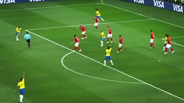 Watch Philippe Coutinho vs Switzerland  GIF on Gfycat. Discover more Brazil, Coutinho, Goal, WC2018 GIFs on Gfycat
