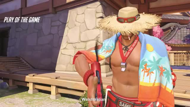 Watch and share Play Of The Game GIFs and Overwatch GIFs by welshtralian on Gfycat