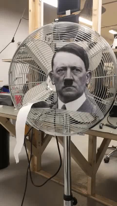 Watch and share Hitler Fan GIFs on Gfycat