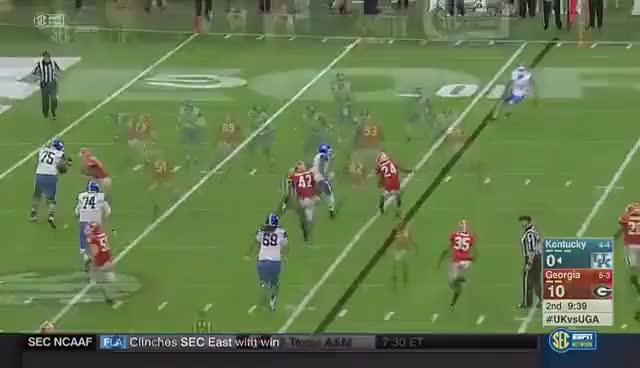 "Watch Dominick Sanders | ""Hawkeye"" 