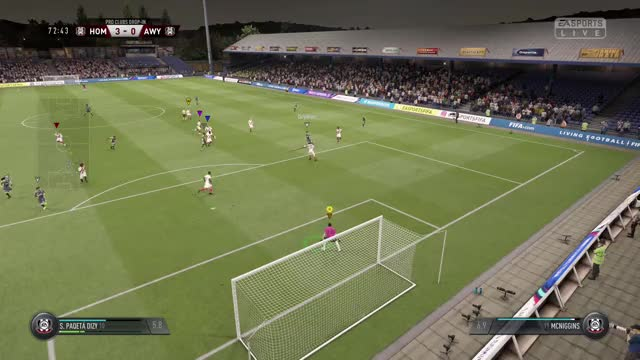 Watch this GIF by xboxdvr on Gfycat. Discover more BrothersThtKiss, FIFA19, xbox, xbox dvr, xbox one GIFs on Gfycat