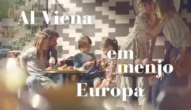 Watch and share Espot Viena: Em Menjo Europa GIFs on Gfycat