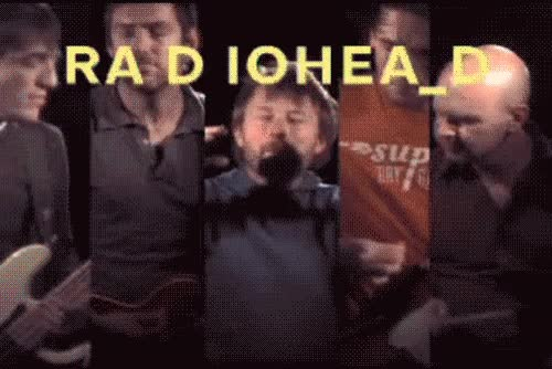 Watch radiohead GIF on Gfycat. Discover more related GIFs on Gfycat