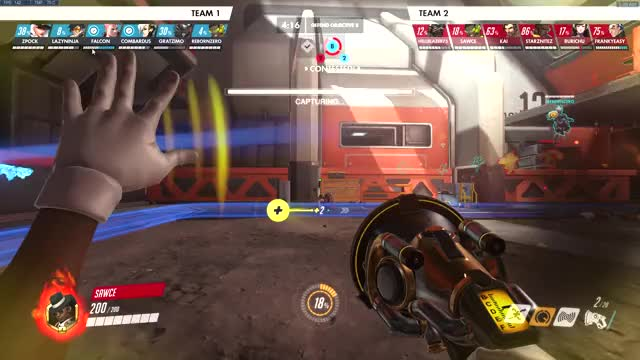 Watch and share Overwatch 2020-04-03 05-02-17 GIFs by sawce777 on Gfycat