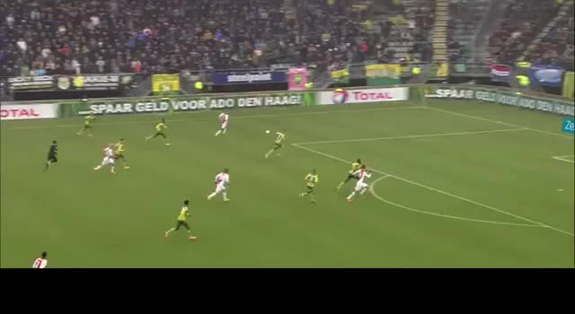 Watch Davy Klaassen (Ajax) makes it 1-0 against ADO, great assist by Milik (reddit) GIF on Gfycat. Discover more liverpoolfc, soccer GIFs on Gfycat
