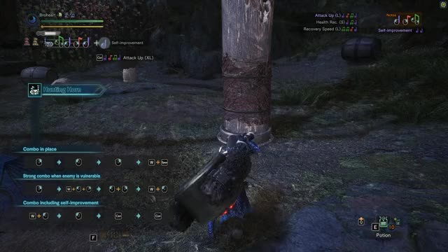 Watch and share Monster Hunter World 2019.09.27 - 19.12.00.05 GIFs by abomination121 on Gfycat