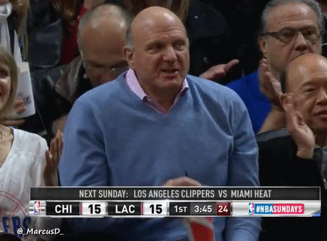 Watch and share Steve Ballmer GIFs by MarcusD on Gfycat