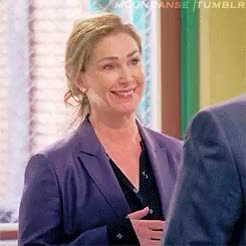 Watch this trending GIF on Gfycat. Discover more Eileen Taylor, I thought this show would be better, Mr. Robinson, Peri Gilpin, but I only watch for Peri anyway, itsmydesign, pretty disappointed, s: peri, so few funny moments in this show so far GIFs on Gfycat