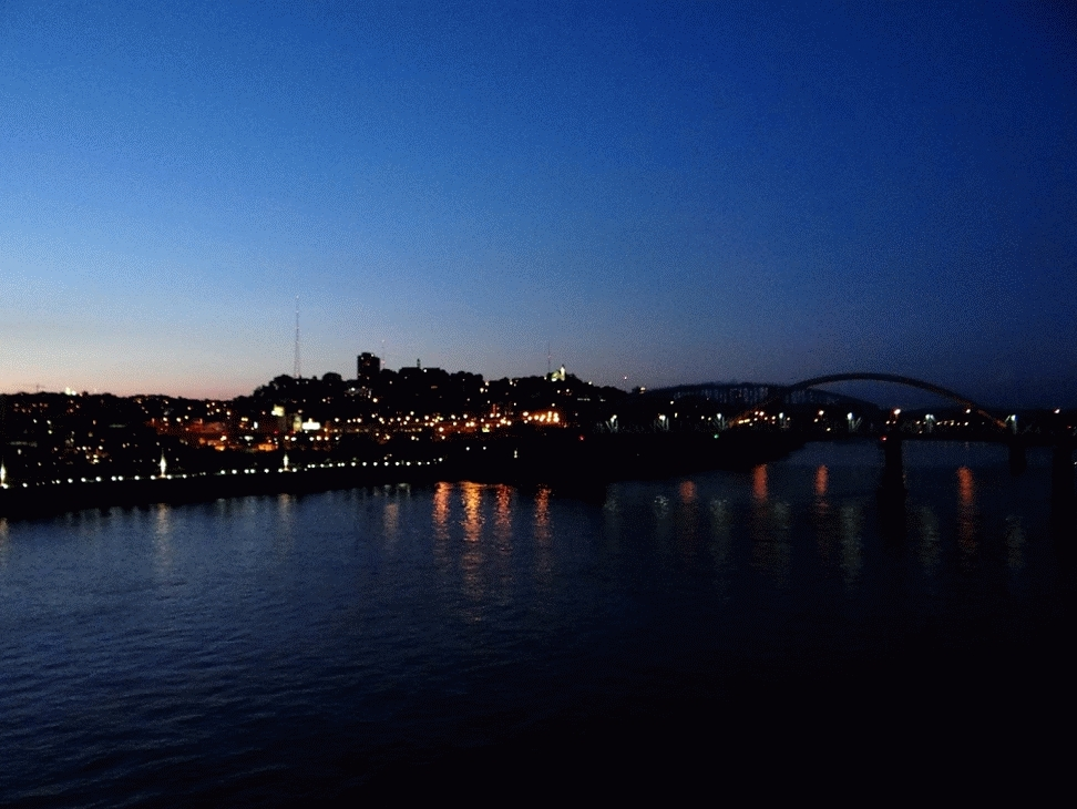 timelapse, Ohio River Easterly GIFs