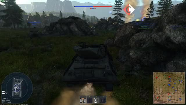 Watch and share War Thunder GIFs and Fireworks GIFs by CrazyGambler on Gfycat
