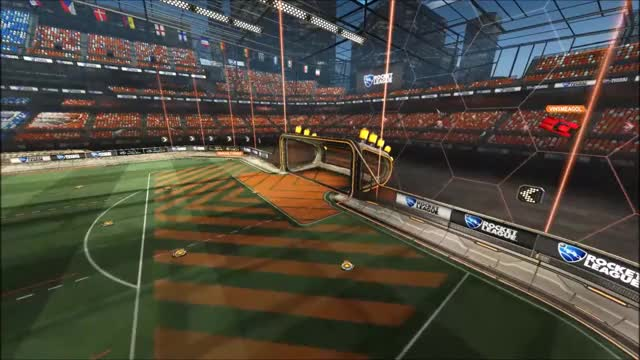 Watch and share Rocket League GIFs and Dunk GIFs on Gfycat