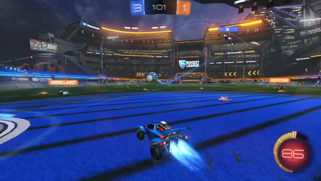 Watch and share Rocket League GIFs and Air Dribble GIFs by _3cho_ on Gfycat