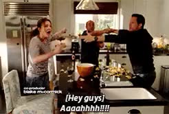 Watch and share Cougar Town GIFs and Truth Gun GIFs on Gfycat