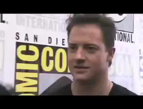 Watch and share Brendan Fraser GIFs on Gfycat