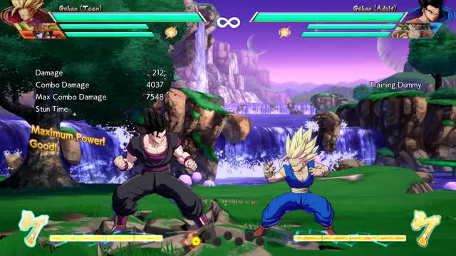 Watch 2018-07-03 21-54-53 GIF on Gfycat. Discover more Dragon Ball FighterZ, dbfz GIFs on Gfycat