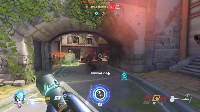 Watch and share Overwatch GIFs and Reinhardt GIFs by brotherbeck on Gfycat