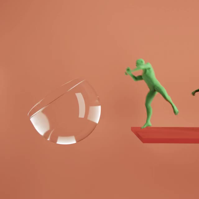 Watch Softbody Jump GIF by Jake Allen (@jakemadeathing) on Gfycat. Discover more 3d, animation, cgi, cinema 4d, houdini, mocap, mograph, motion graphics, octane, simulation, soft body GIFs on Gfycat
