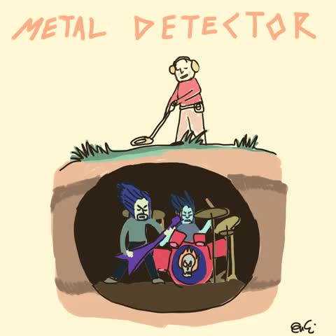 Watch and share Metal Detector. GIFs on Gfycat