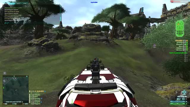 Watch Squish goes the magrider GIF by @cat32vs on Gfycat. Discover more planetside GIFs on Gfycat