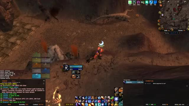 Watch and share World Of Warcraft - Classic 2020.04.09 - 22.44.22.05.DVR Trim Trim GIFs by calip11 on Gfycat