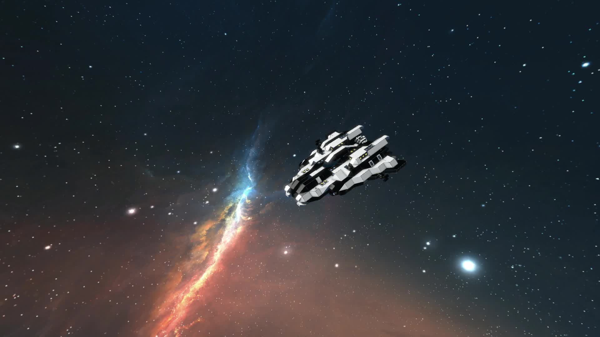 spaceengineers, Party Mix missile volley GIFs