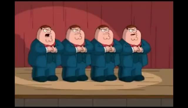 peter singing