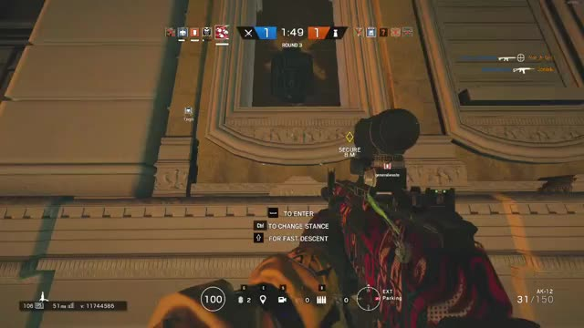 Watch and share Rainbow6 GIFs and Siege GIFs by corporalpunishment on Gfycat