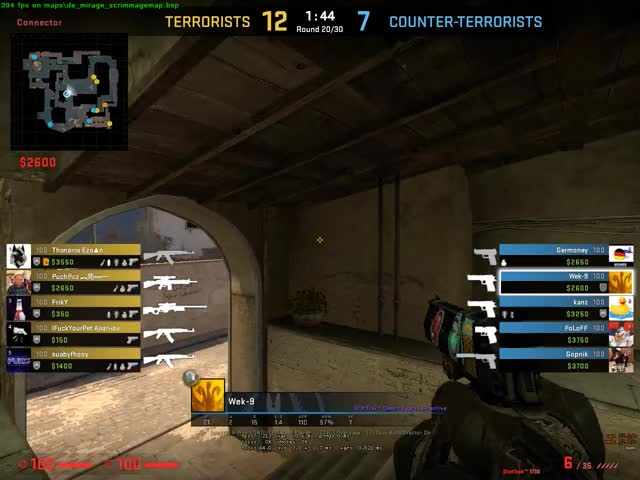 Watch and share Counter-strike Global Offensive 2019.11.13 - 23.13.39.02 Trim GIFs on Gfycat