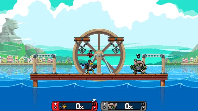 Watch and share Rivals Of Aether GIFs and Wrastor GIFs by IGL aka iggle on Gfycat
