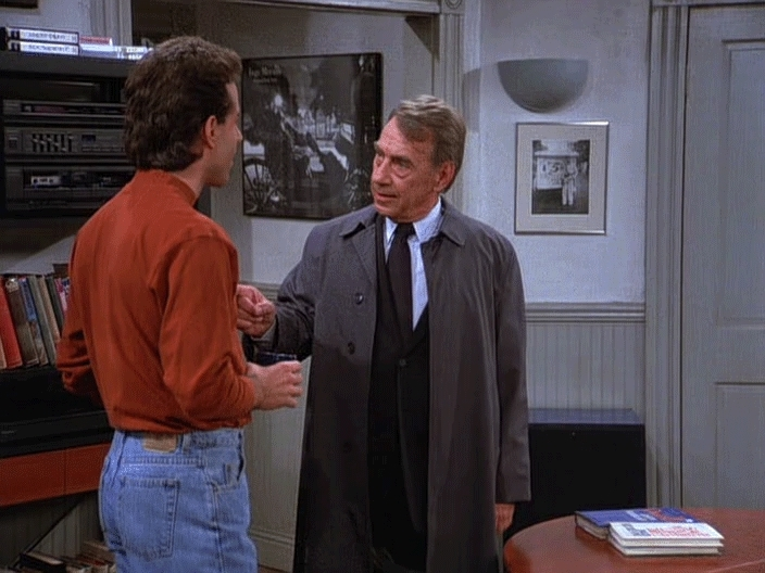 seinfeldgifs, Bookman 7 (Long) GIFs