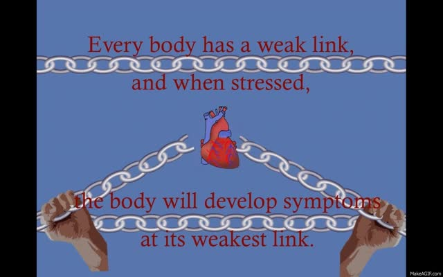 Watch What's your weak link? - BuzzNutrition GIF on Gfycat. Discover more related GIFs on Gfycat