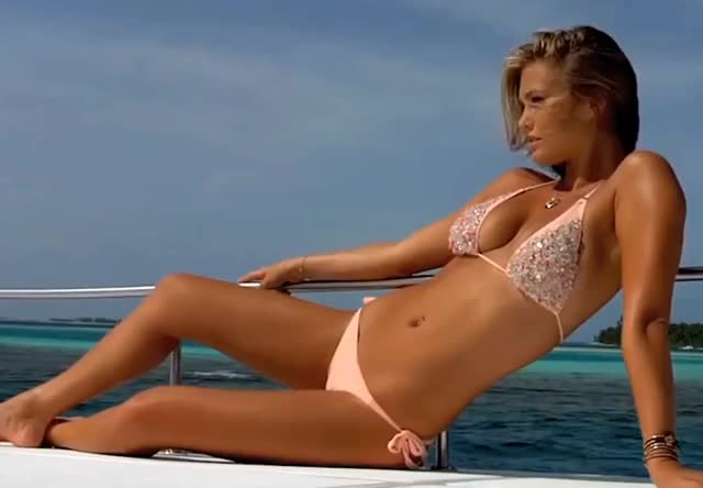 Watch and share Bar Refaeli GIFs and Bikini GIFs by Geez Dude on Gfycat