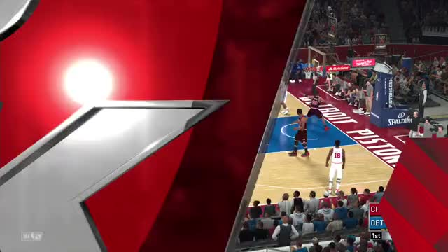 Watch and share Gameplay GIFs and Nba 2k18 GIFs by strawberryshortcake on Gfycat