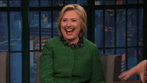 Watch this hillary clinton GIF on Gfycat. Discover more related GIFs on Gfycat