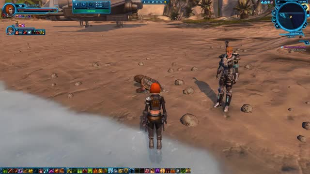 Watch and share The Old Republic GIFs and Rishi Stronghold GIFs by Illeva on Gfycat