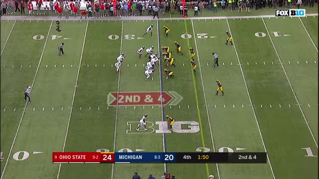 Watch and share Dwayne Haskins GIFs and John O'korn GIFs by sportsfanaticmb on Gfycat