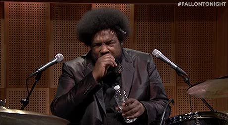 Watch and share The Tonight Show GIFs and Questlove GIFs on Gfycat